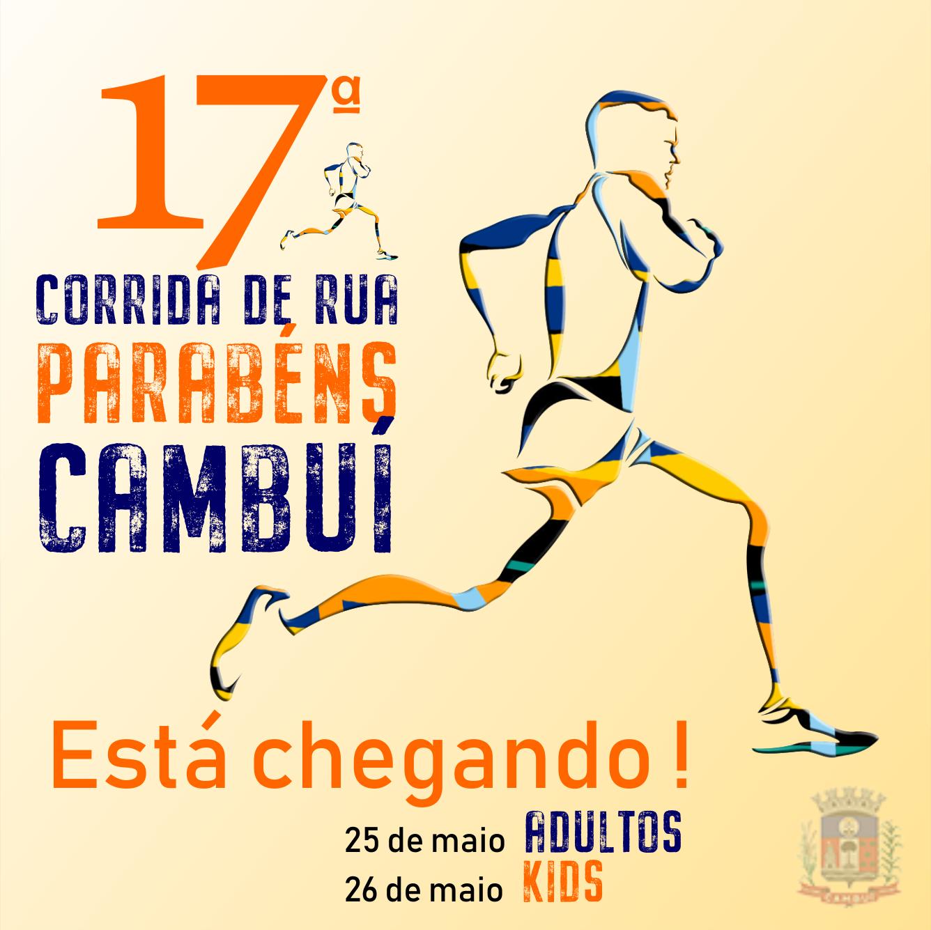 banner corrida 2019
