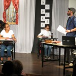 11/09 - A Professora - Centro Cultural