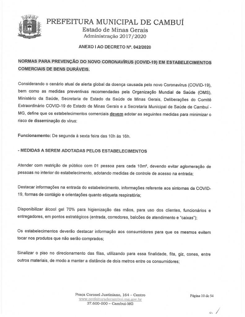 Decreto 042-10