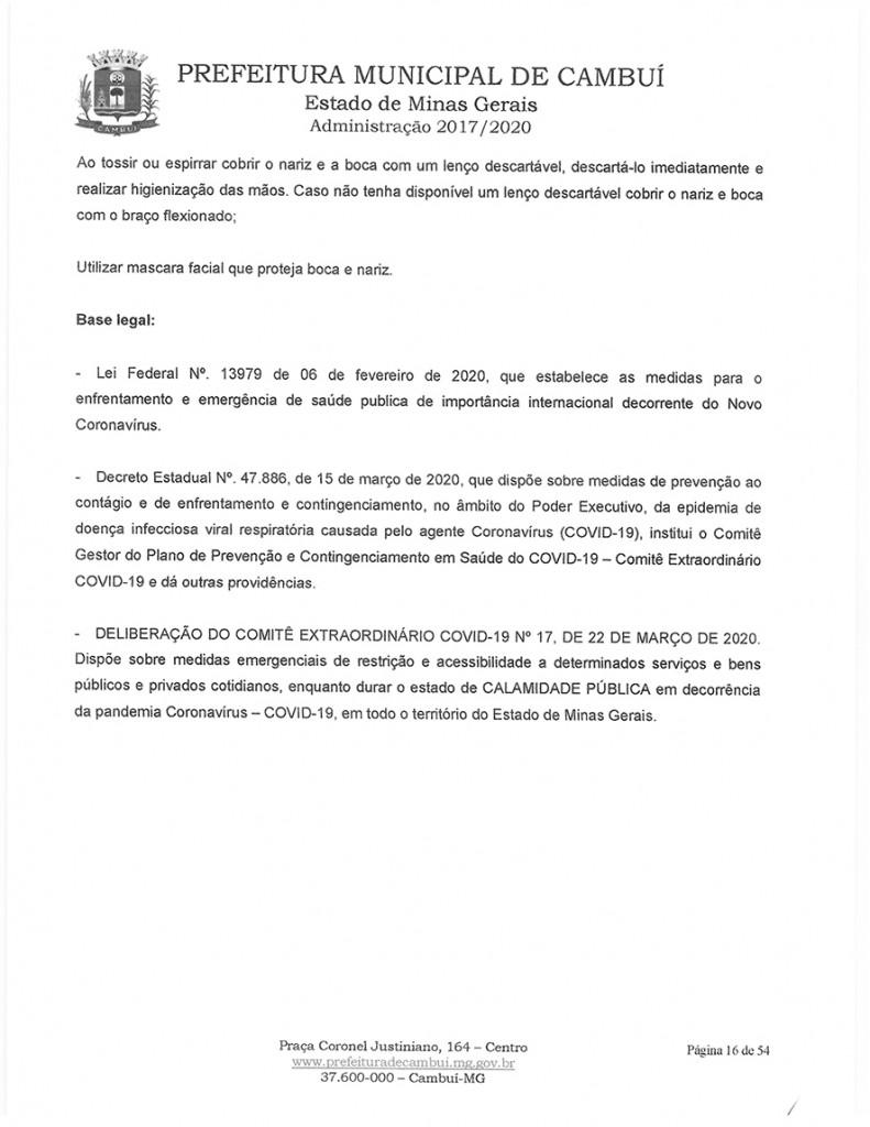 Decreto 042-16