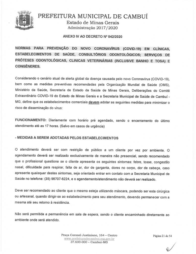 Decreto 042-21
