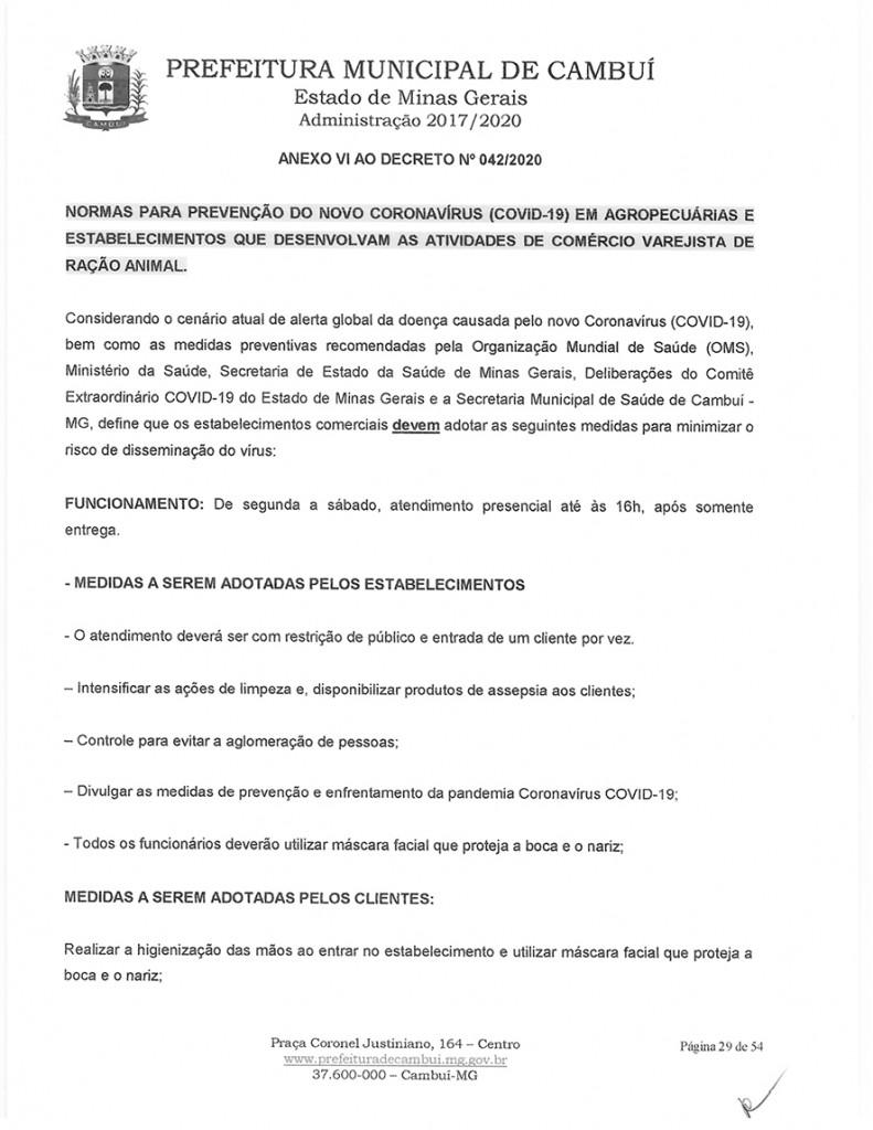 Decreto 042-29