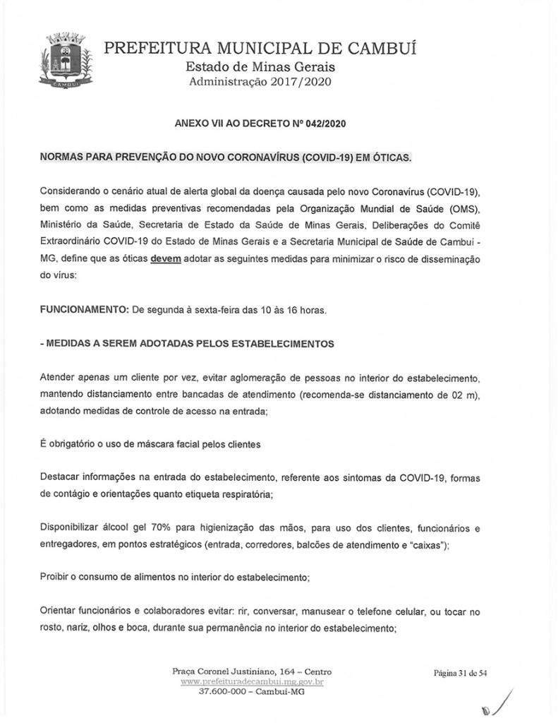 Decreto 042-31