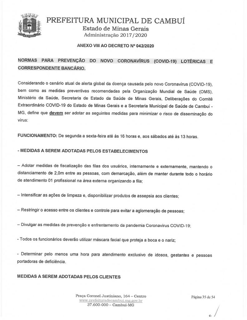 Decreto 042-35