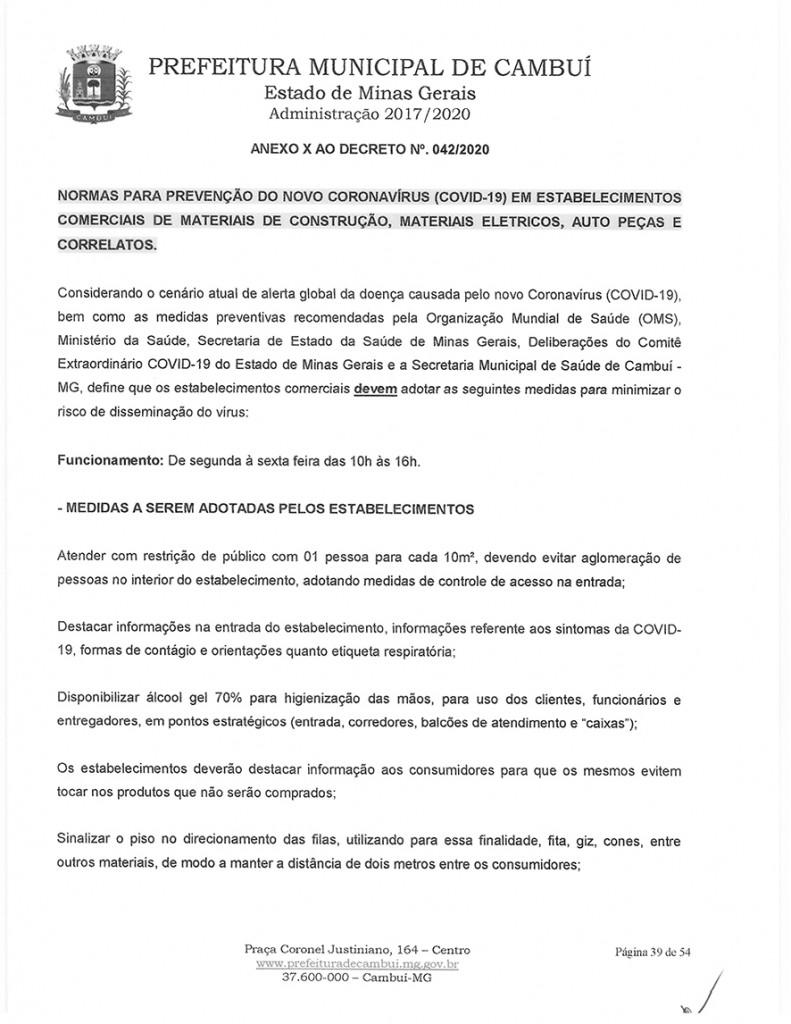 Decreto 042-39