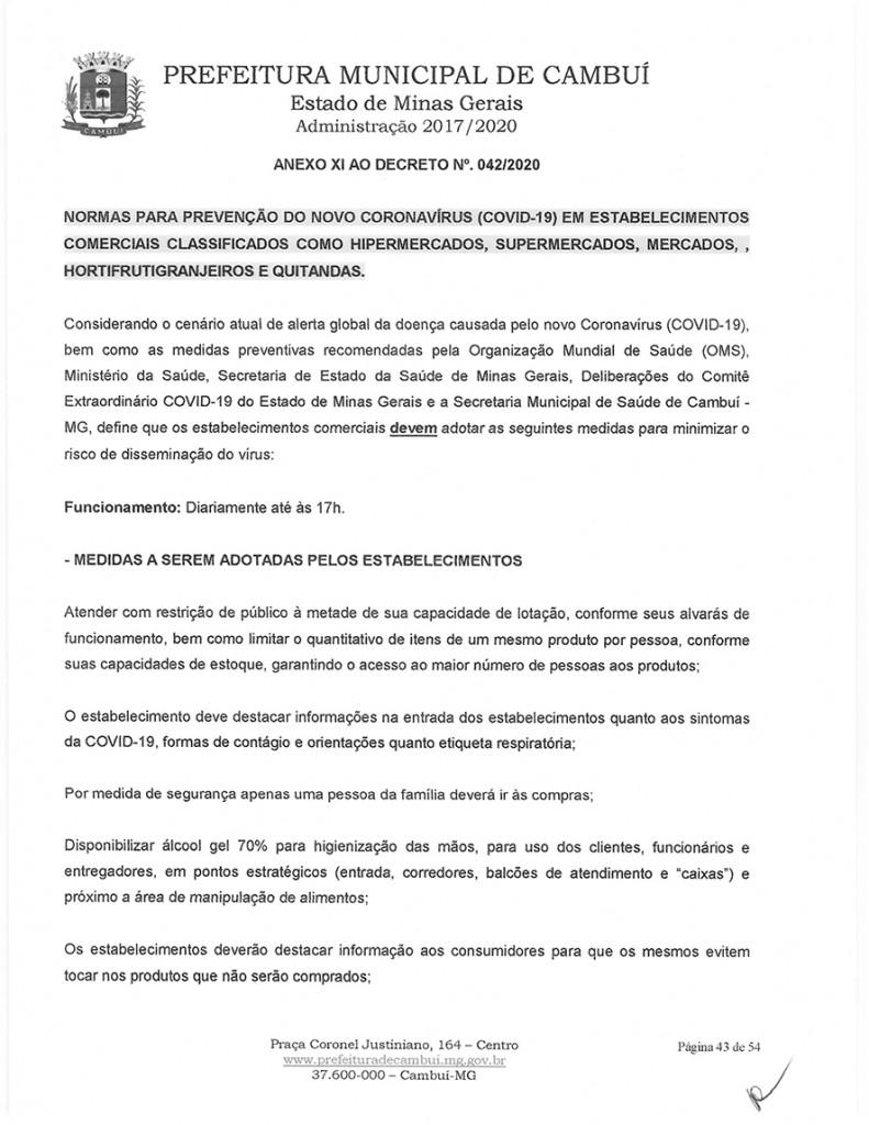 Decreto 042-43