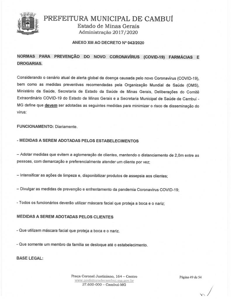 Decreto 042-49