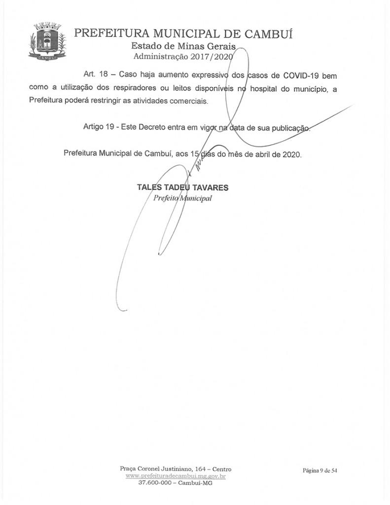 Decreto 042-9