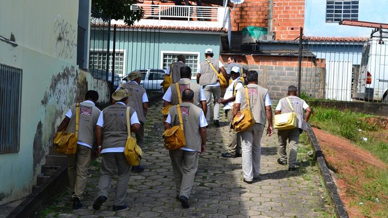 Agentes da Vigilância Epidemiológica farão visitas no Vale do Sol