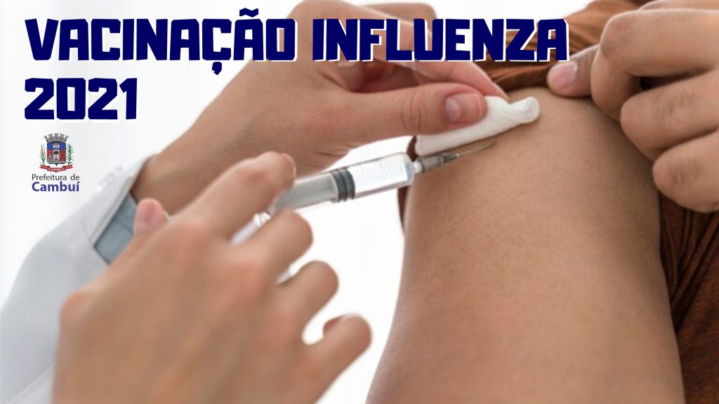 Campanha Vacinação Influenza 2021